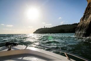 Portugalia Algarve rejs łódką 2