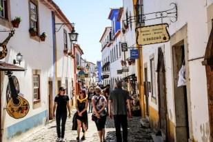 Portugalia Obidos 2
