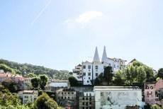 Portugalia Pałac Narodowy Sintra