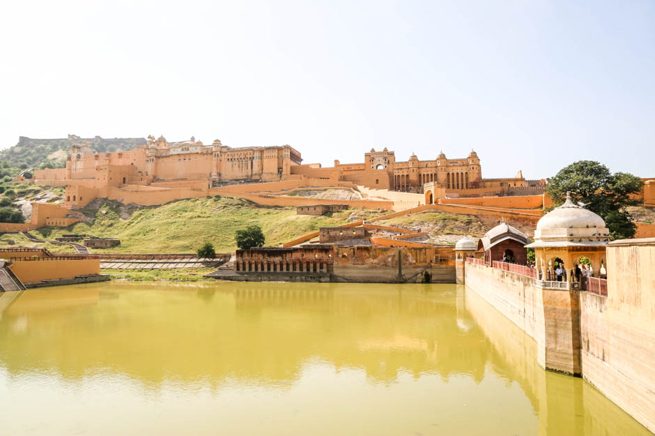 Indie Jaipur Fort Amber 2