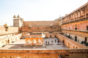 Indie Jaipur Fort Amber 5