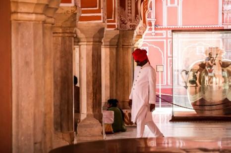 Indie Jaipur Pałac Miejski 2