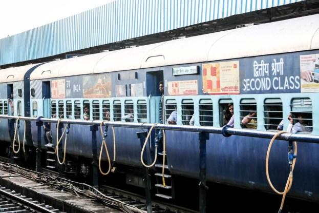 Indie pociągi