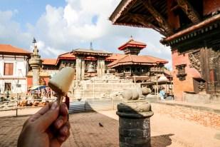 Nepal Bhaktaphur Durbar Square