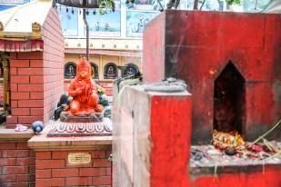 Nepal Kathamandu kapliczki