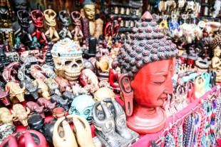 Nepal Kathamandu pamiątki Thamel
