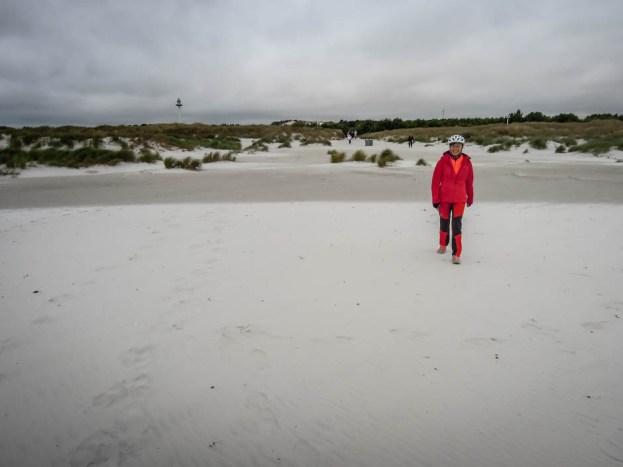 Bornholm plaże Dueodde