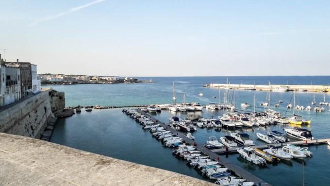 Otranto port
