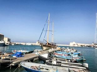 Trani port2