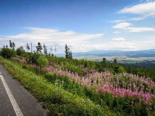 Piękne krajobrazy Tatry Słowackie