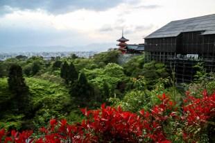 Kiyomizudera Kyoto