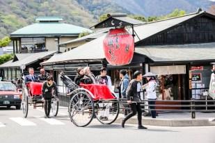 Okolice Tenryu-ji Kyoto