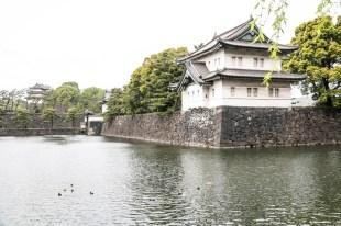 Pałac Cesarski Tokio 2