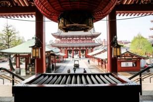 Świątynia Senso-ji Tokio