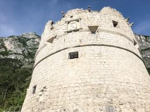 Bastion nad Riva del Garda