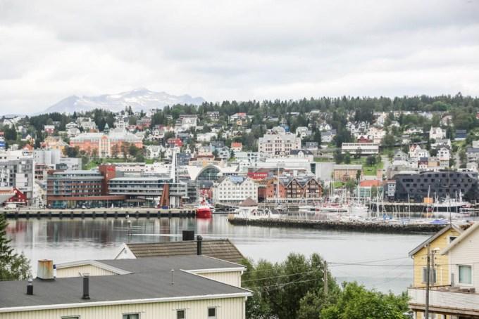 Panorama Tromso