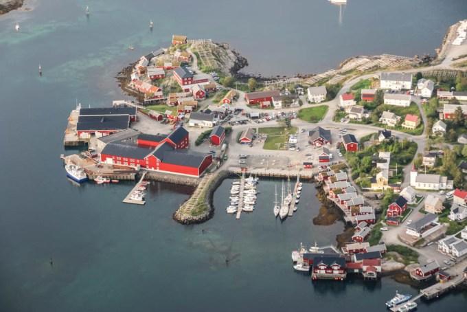 Port w Reine