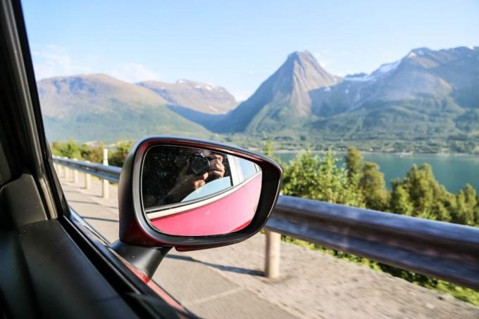 W drodze na Lofoty