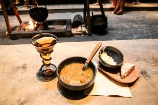 Zupa z owcy w Lofotr