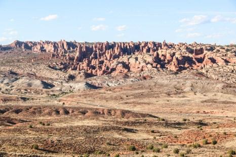 Arches formacje skalne