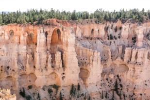 Bryce Canyon formacje
