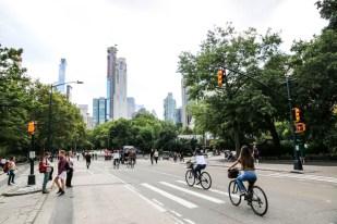 Central Park drogi biegowe