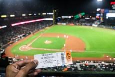 Mecz San Franscisco Giants