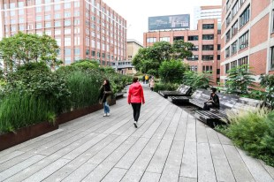 Nowy Jork High Line