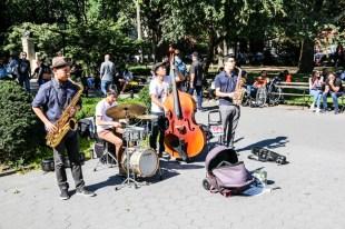 Washington Square Park koncert