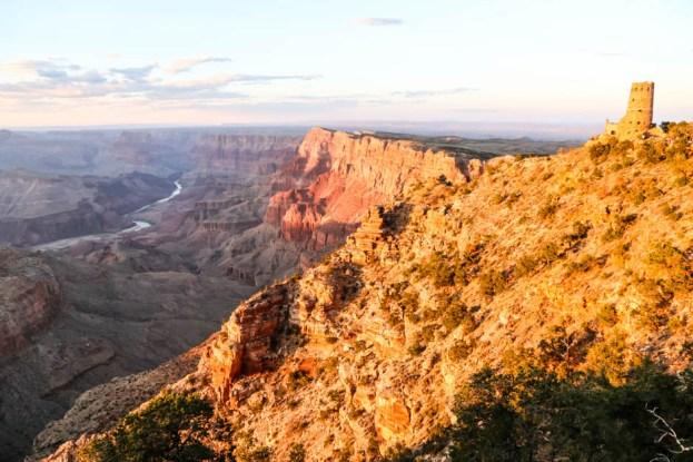 Wielki Kanion Desert View
