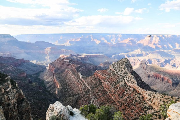 Wielki Kanion punkty widokowe