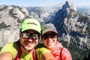 Yosemite Glacier Point widoki