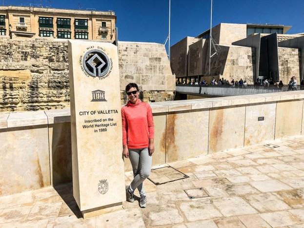 Valetta UNESCO