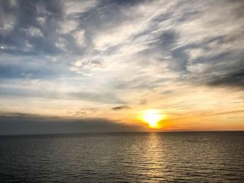 Zachód Słońca Malta