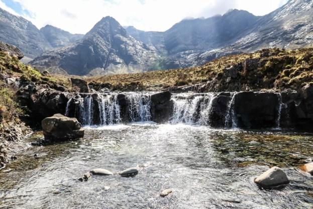 Fairy Pools wodospad