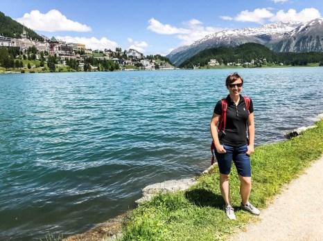 Panorama St. Moritz