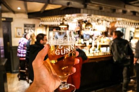 Pub Edynburg
