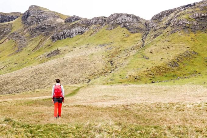 Trekking The Storr