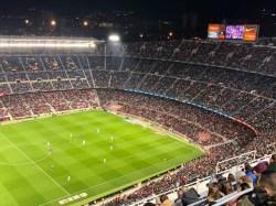 Mecz FC Barcelona Camp Nou