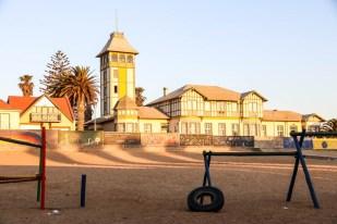 Wieżyczka Woermannhaus w Swakopmund