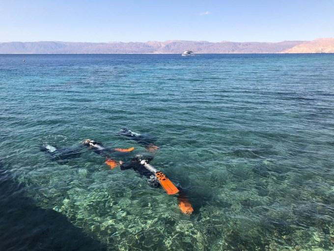Akaba nurkowanie 2