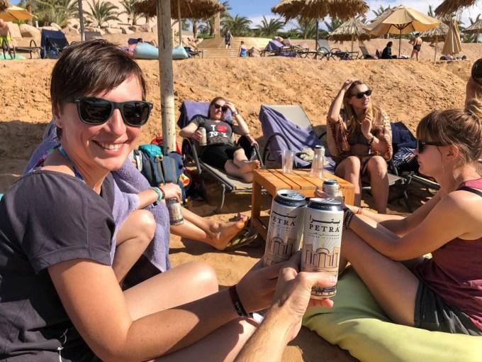 Akaba plażowanie