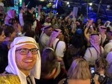 Impreza sylwestrowa Wadi Rum