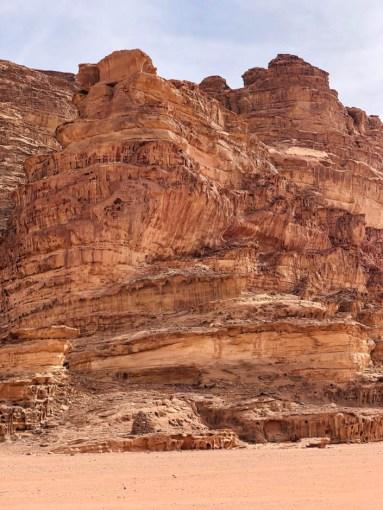 Wycieczka jeepami Wadi Rum piaskowce