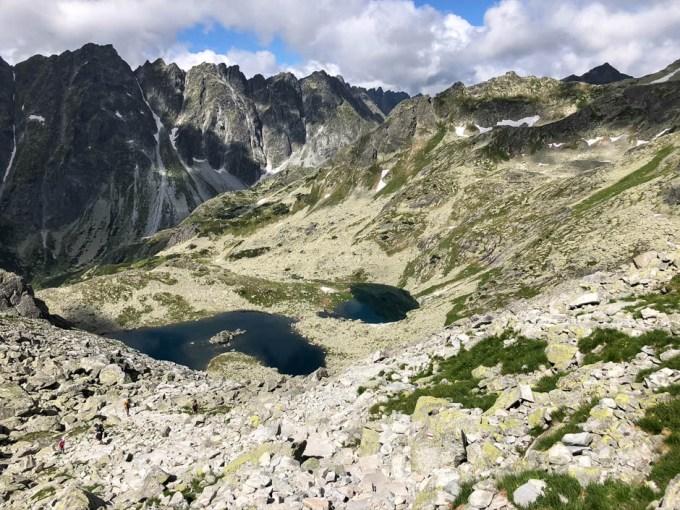 Zejście do doliny