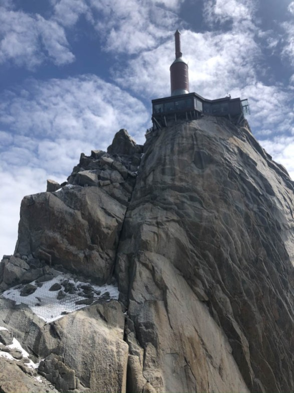 Aiguille du Midi 4