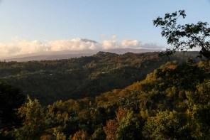 Tanzania Kili widok z daleka