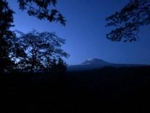 Tanzania Kili wieczorem