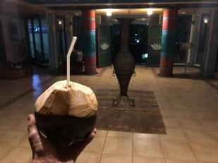 Tanzania Mbezi Beach drink powitalny