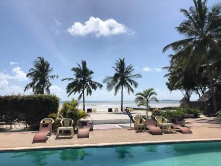 Tanzania Mbezi Beach hotel